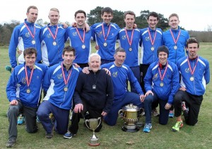 Leeds AC ERRA 12 Stage Champions 2014