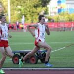 Bertie Houghton in the 1500m