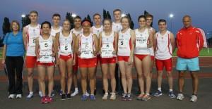 Northern Under 20 Team July 2014