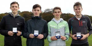 Liverpool Harriers Senior Men Northern Athletics Cross Country Relays Champions 2014