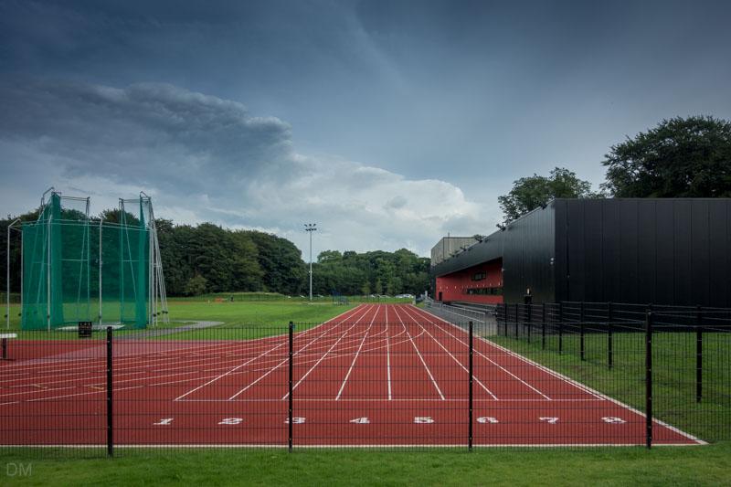 Blackburn track