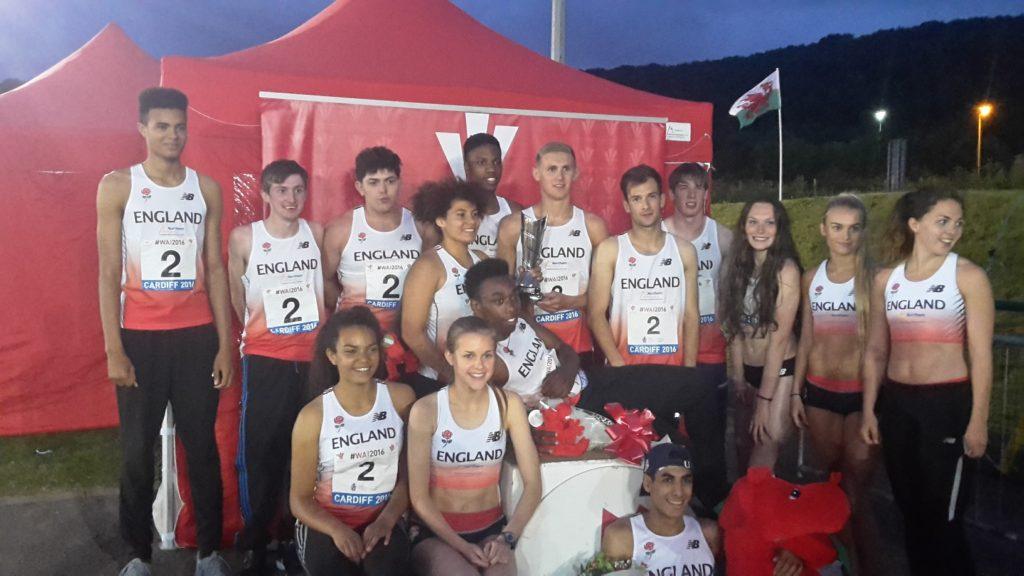 Northern Athletics team
